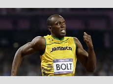 London 2012 Olympics Usain Bolt and David Rudisha hatched
