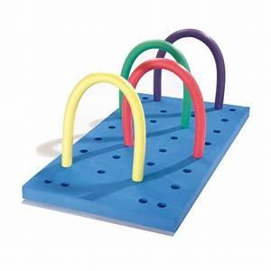 Jeu De Piscine : tapis de jeu de piscine flottant mat riel pour activit ~ Melissatoandfro.com Idées de Décoration