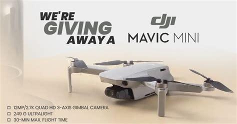 dji mavic mini drohne test drone fest