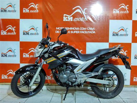 Yamaha Fazer ys 250 Preta 2011 | KM Motos | Sua Loja de ...