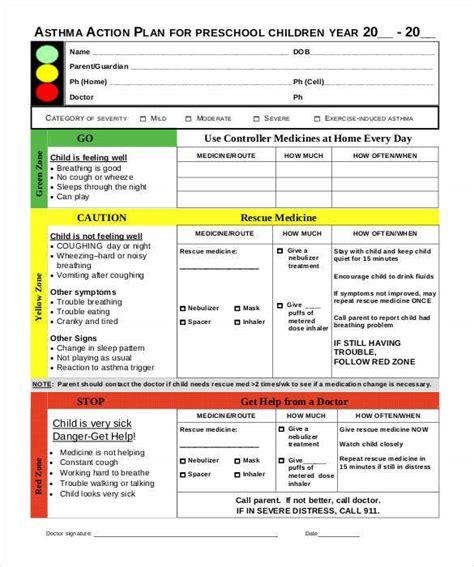 preschool lesson plan templates   excel