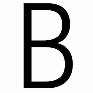 wilko vinyl letter b black 50mm at wilkocom With black letter sign