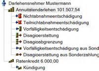 Annuitätendarlehen Berechnen Tilgungsplan : alf efz darlehens abl sungs software f r windows 32 ~ Themetempest.com Abrechnung