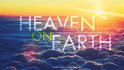 Wallpaper20 Heaven Earth