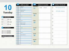Printable Day Planner Free Printable Day Planner