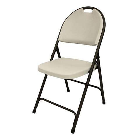 home depot folding cing chairs hdx earth folding chair 1742 the home depot