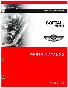 2003 Harley Davidson Softail Owners Manual