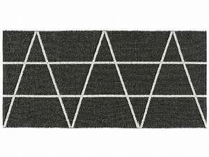 Tapis En Plastique : tapis en plastique le tapis de horred viggen noir ~ Teatrodelosmanantiales.com Idées de Décoration