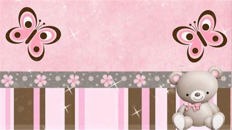 invitarte ursinha marrom rosa ursinha marrom e rosa youtube