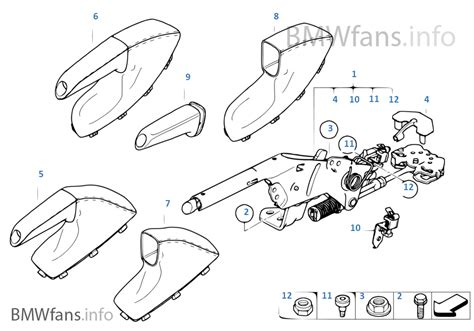 Bmw Z4 Handbrake.fits Bmw Z4 E85 E86 Gear Handbrake Gaiter