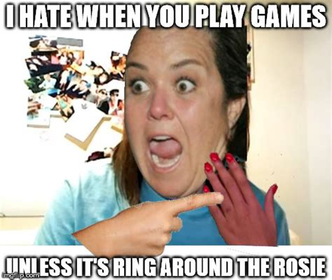 Rosie O Donnell Memes - overly attached girlfriend rosie o donnell hopefully the shoddy editing adds to the effect