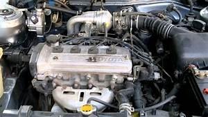 Motor Toyota Corolla 2002