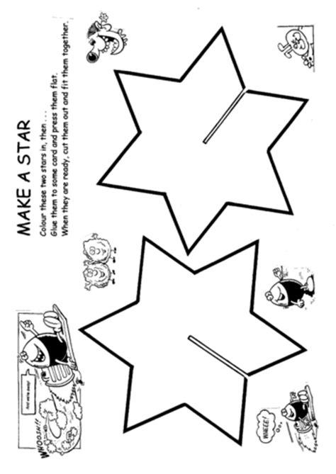 activity sheet   star christartcom