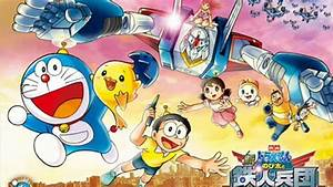 Doraemon In Nobita And The Steel Troops The New Age Full ...