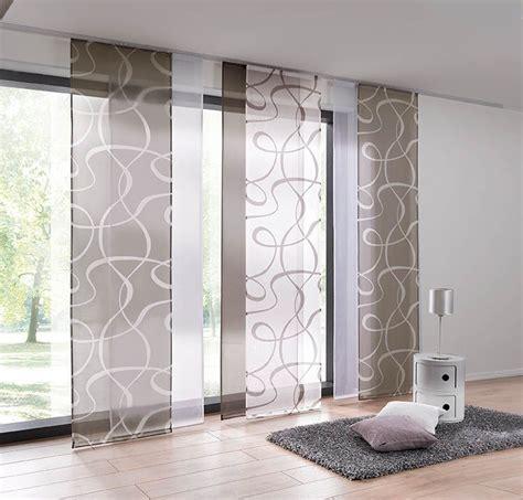 Fenster Vorhang Modern by Dezente Schiebegardinen Kaufen In 2018