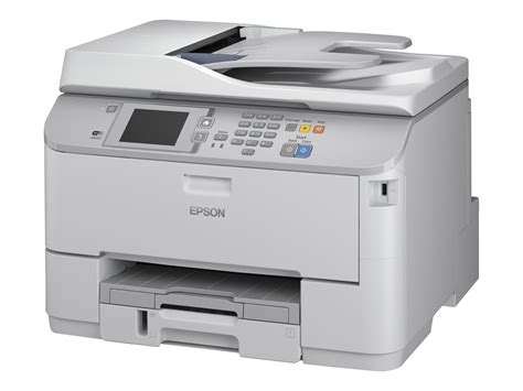 bureau imprimante epson workforce pro wf 5620dwf imprimante multifonctions