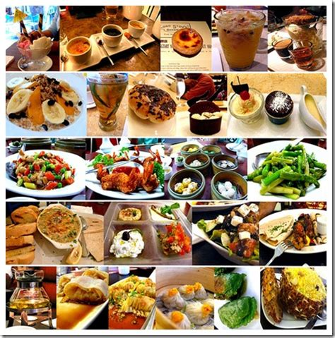 different types of cuisines in the different types different types of food
