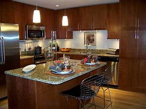 kitchen island designs With l shaped kitchen designs with island