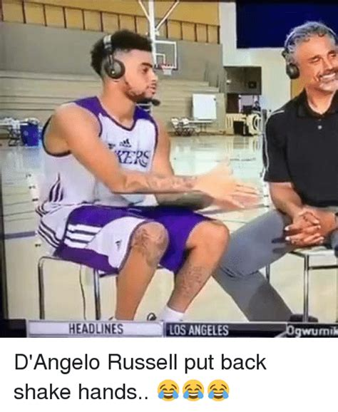 D Angelo Russell Memes - funny d angelo russell memes of 2016 on sizzle bad
