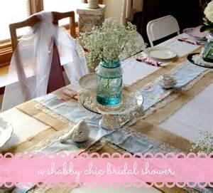 shabby chic wedding shower decor a shabby chic bridal shower part 1 the blue eyed dove
