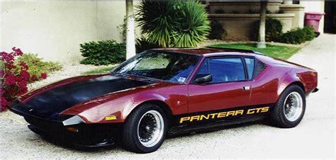 De Tomaso Pantera GTS. MotoBurg