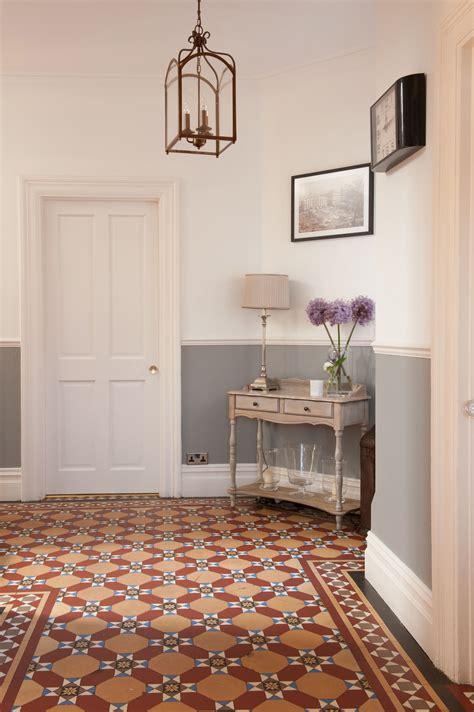 edwardian kitchen tiles hallways should always nooks and alcoves house 3529