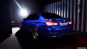 2017 AC Schnitzer ACS3 based on BMW M3 - Rear Three ...