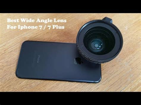 iphone wide angle lens best wide angle lens for iphone 7 iphone 7 plus aukey 2414