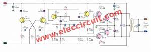 Inverter 12v To 220v 100w By Transistor