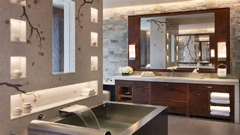 Decorating Ideas For Master Bathroom by Luxury Master Bathroom Decorating Ideas 2019