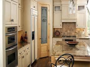 Kitchen Pantry Doors with Frosted Glass