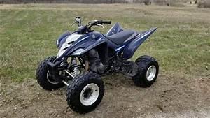 2006 350 Yamaha Raptor Special Edition 350cc Atv Quad For