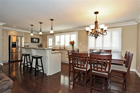 kitchen dining room combo dream home pinterest