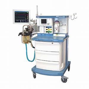 Drager Fabius Gs Anesthesia Machine  U2013 Seattle Technology