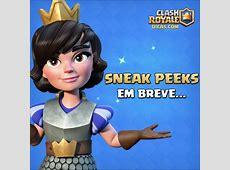 Sneak Peeks da próxima atualização em breve Clash