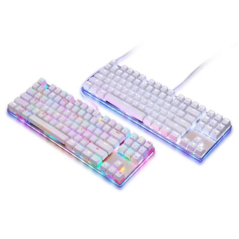 Motospeed K87S ABS USB2.0 Wired Mechanical Keyboard | Shop ...