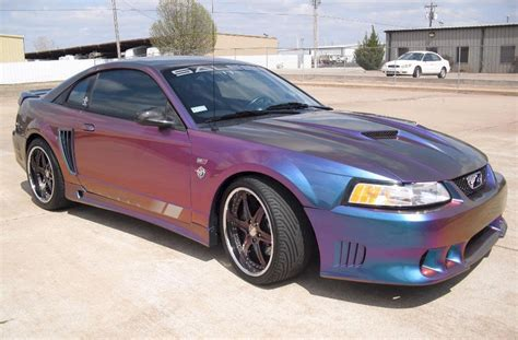 Extreme Rainbow 1999 Saleen S281-sc Ford Mustang Coupe
