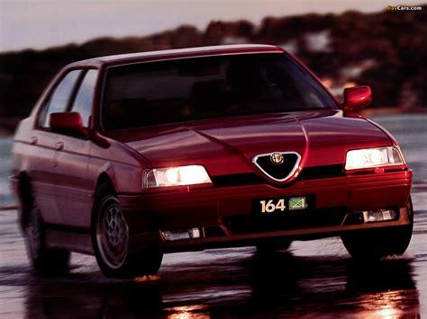 1994 Alfa Romeo 164 Photos, Informations, Articles