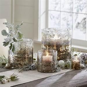 Sona, Glass, Hurricane, Candle, Holders