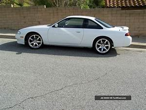 1995 Nissan 240sx Base Coupe 2