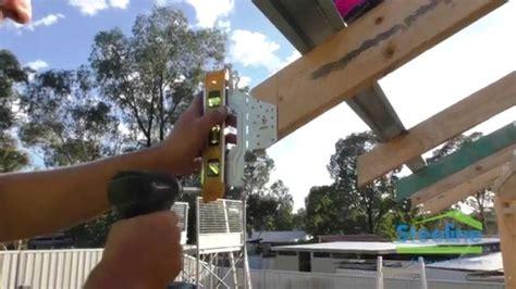 steeline installing  fascia brackets youtube
