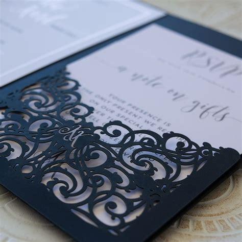 Pin on Custom laser cut invitations