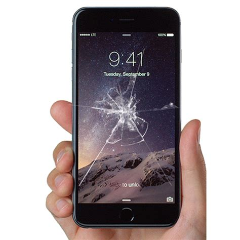 iphone 6 screen cracked broken iphone png www imgkid the image kid has it