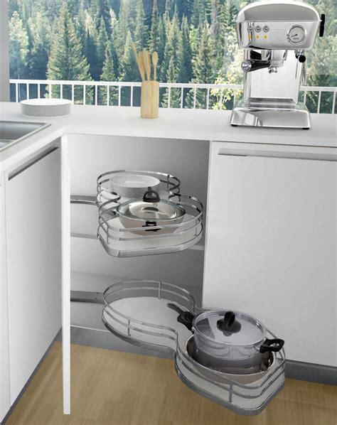 kitchen corner cabinet solutions cargoman corner solutions kitchen accessories 6608
