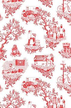 toiles on pinterest toile de jouy toile and toile wallpaper