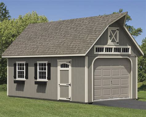 one car garage garages single story and two story for one car or two cars