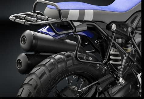 rizoma puts out accessories for bmw r ninet scrambler autoevolution