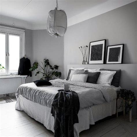 Black White And Gray Bedroom Ideas by Top 60 Best Grey Bedroom Ideas Neutral Interior Designs