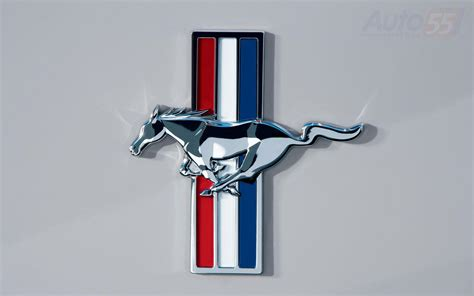 Ford Mustang Logo by Ford Mustang Logo Wallpapers Wallpaper Cave