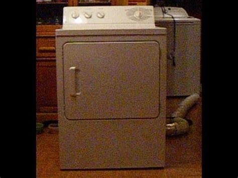 fixing  ge profile electric dryer model dpxrewww youtube